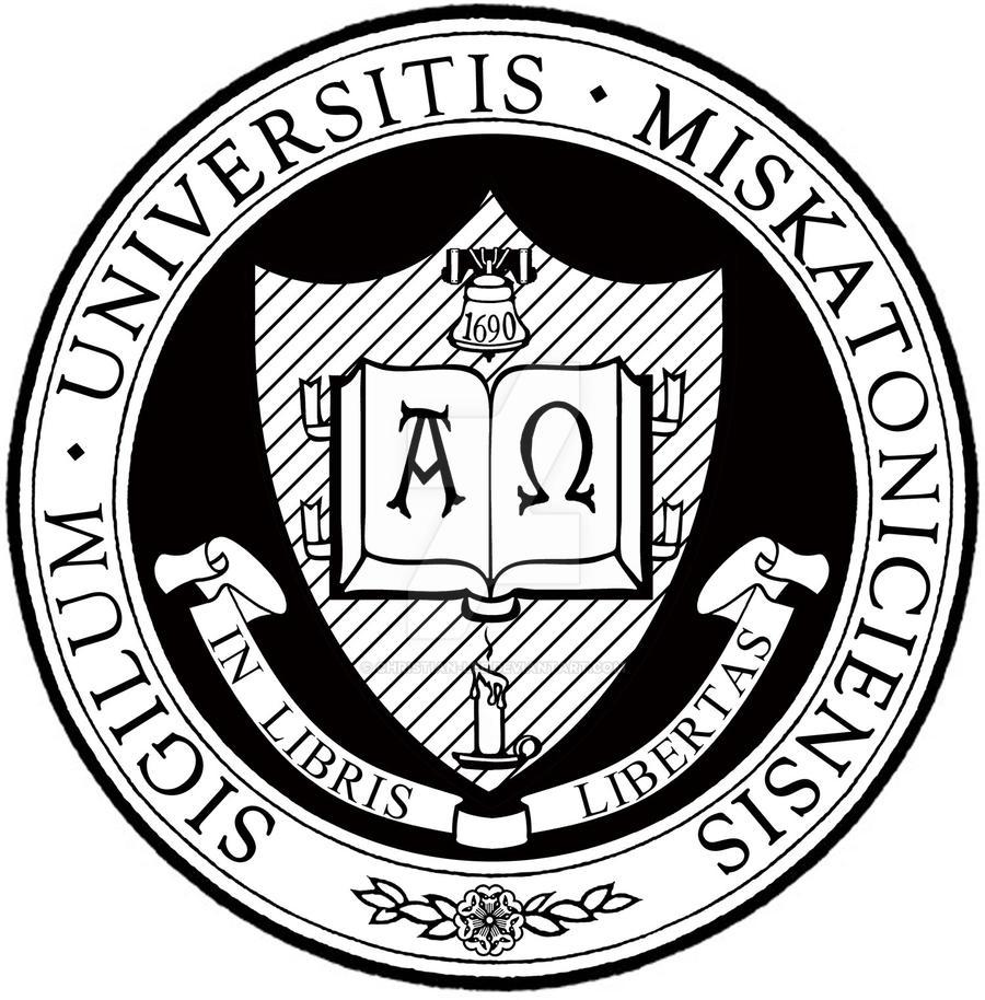 Image result for miskatonic university