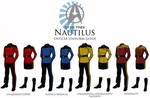 Starfleet Uniforms