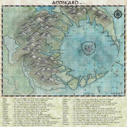 Aeongard World Map by Christian-Lee