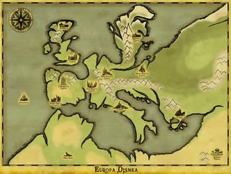 Europa Disnea by Christian-Lee