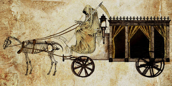 The Reaper's Ride by TyMichael