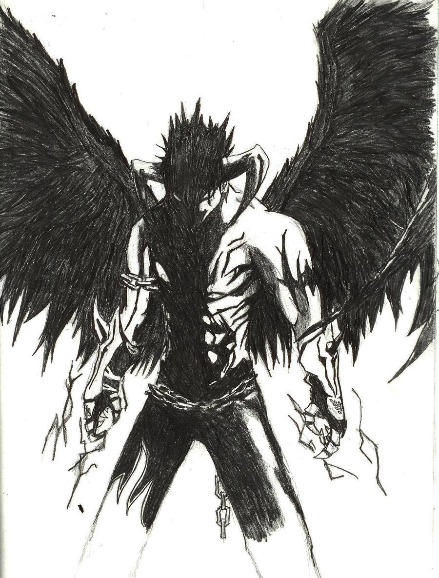 Devil Jin Drawing by hmonger95 on DeviantArt