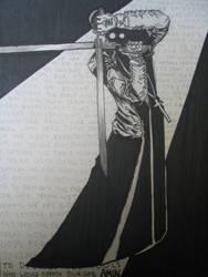 God's Representative -Hellsing by MzMoon