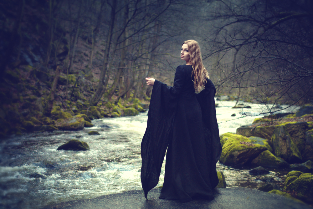 Lady of the Lake by Lobagalore