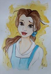 Princess Bella by Cecilia-Pekelharing