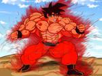 Son Goku Kaioken