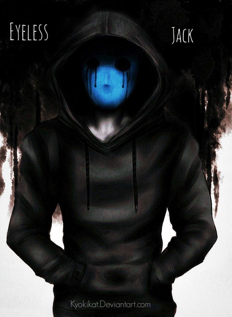 Eyeless Jack by KyokiLaFreakshow on DeviantArt