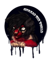 Smile dog by KyokiLaFreakshow