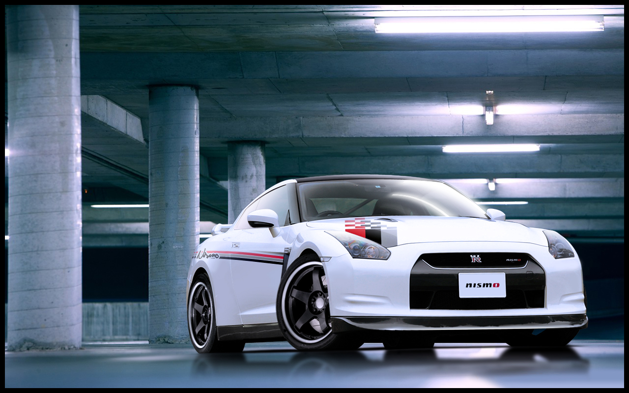 has anyone put nismo strips down the side of a whire r35 gt r register nissan skyline and gt. Black Bedroom Furniture Sets. Home Design Ideas
