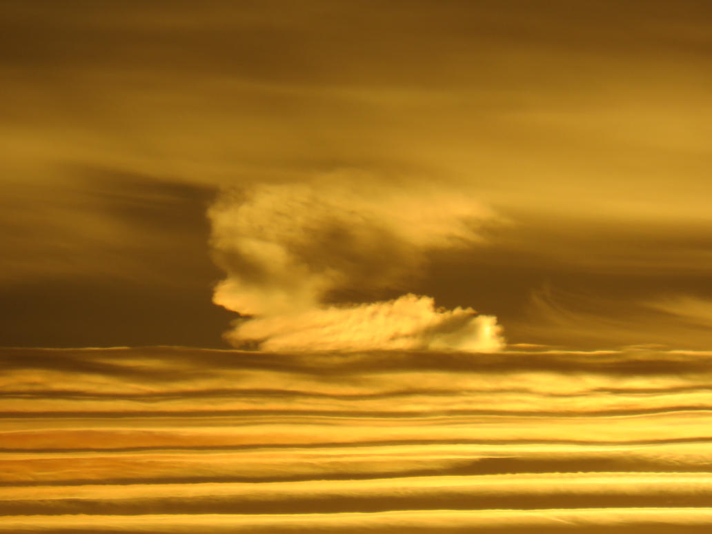 Clouds At Sunset by Meeshellz41