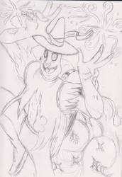 Adventure Time: Magic Man by RichardVale