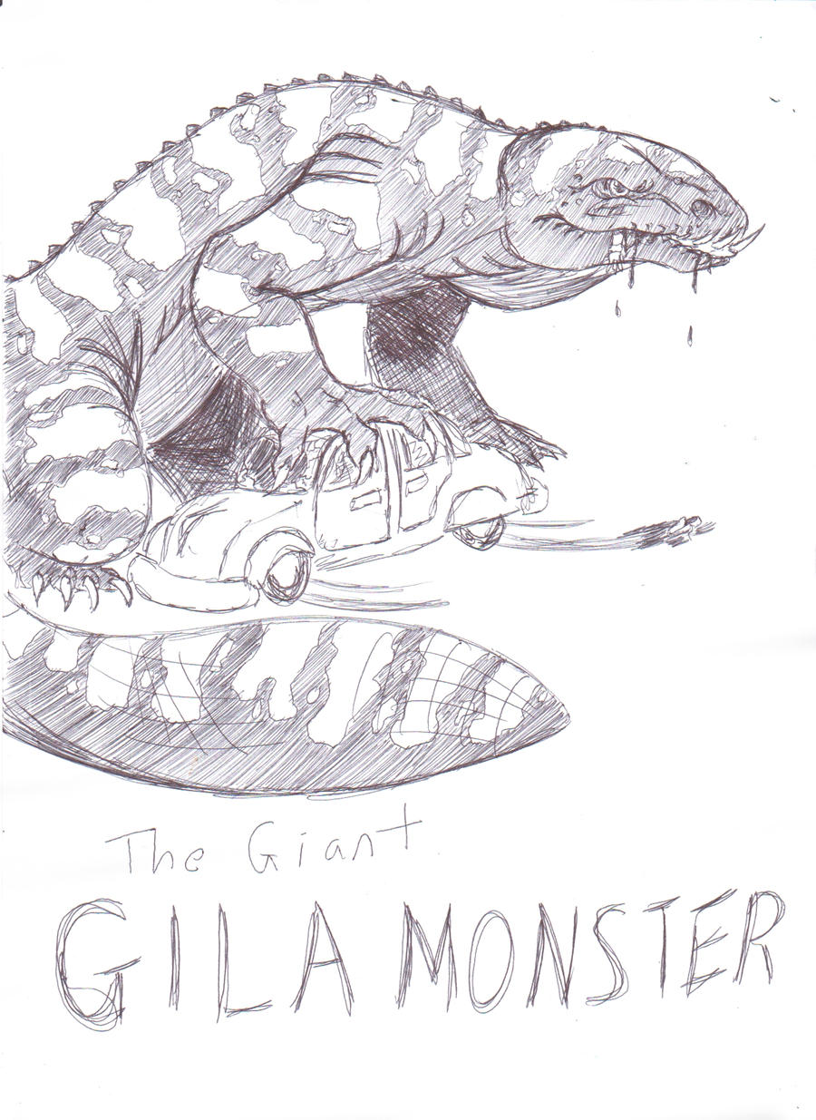 filename the_giant_gila_monster_draft_by_richardvale d4xdr3fjpg