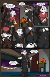 Heather and Emelia Series: Halloween Silly Song by MocksingBird