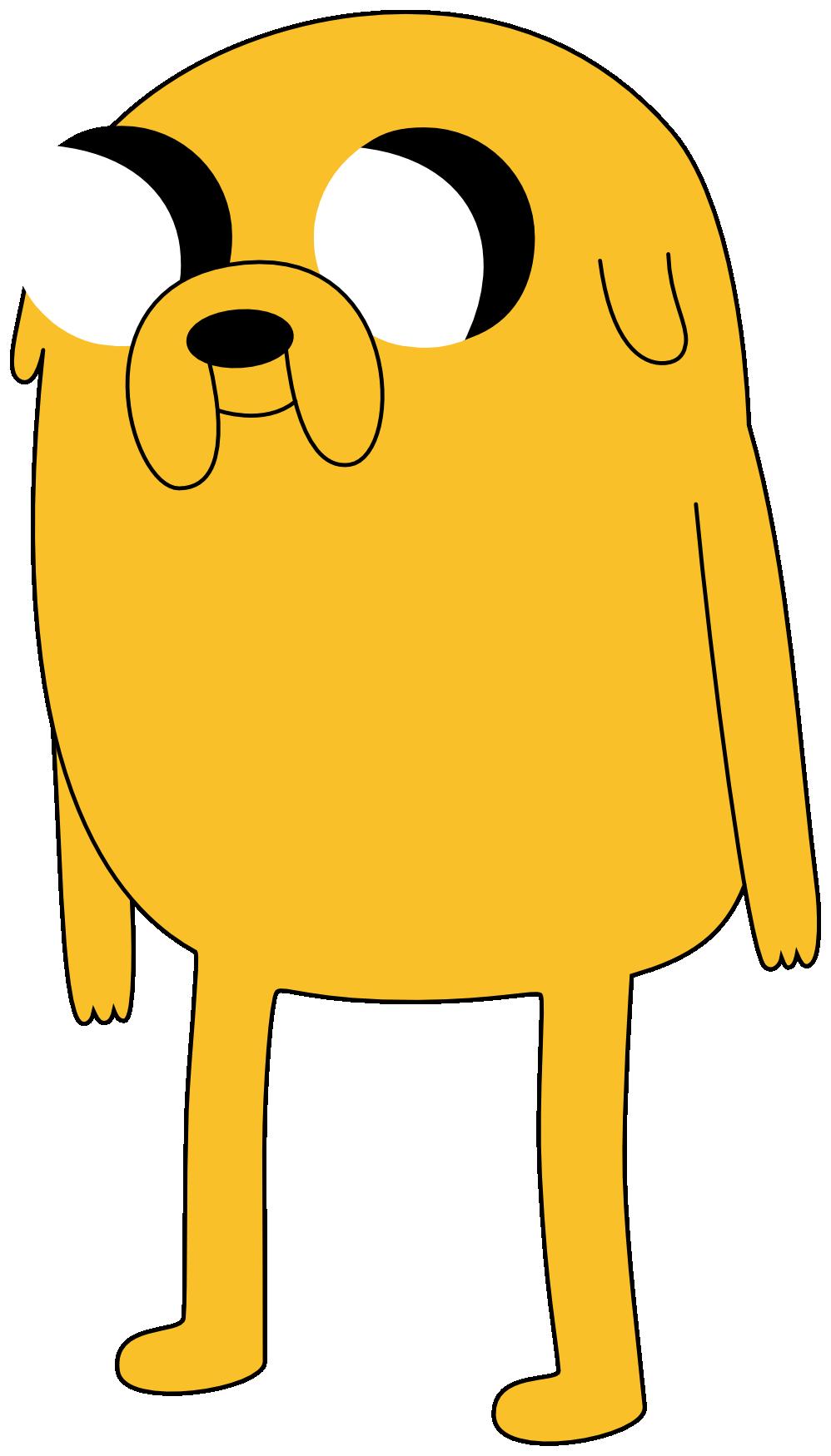 Jake the Dog by Hankovich on deviantART: hankovich.deviantart.com/art/jake-the-dog-385323289