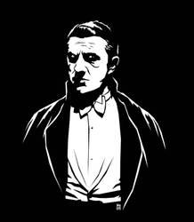 Bela Lugosi - Count Dracula by nuohooja
