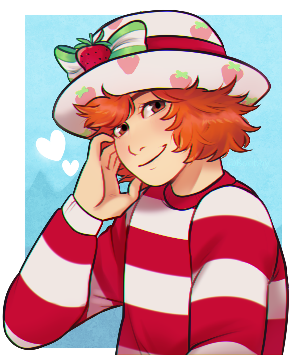 Strawberry Shortcake (2003) by Boddbby on DeviantArt