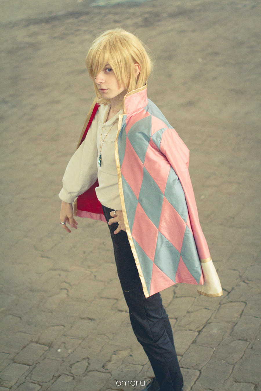 Howl - Howl's Moving Castle by Feeracie