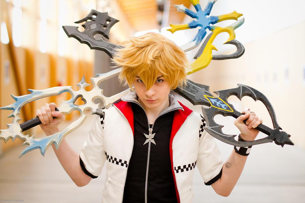 Kingdom Hearts - Roxas II