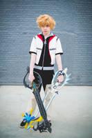 Kingdom Hearts - Roxas V