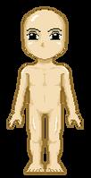 Male  male Body base by heglys