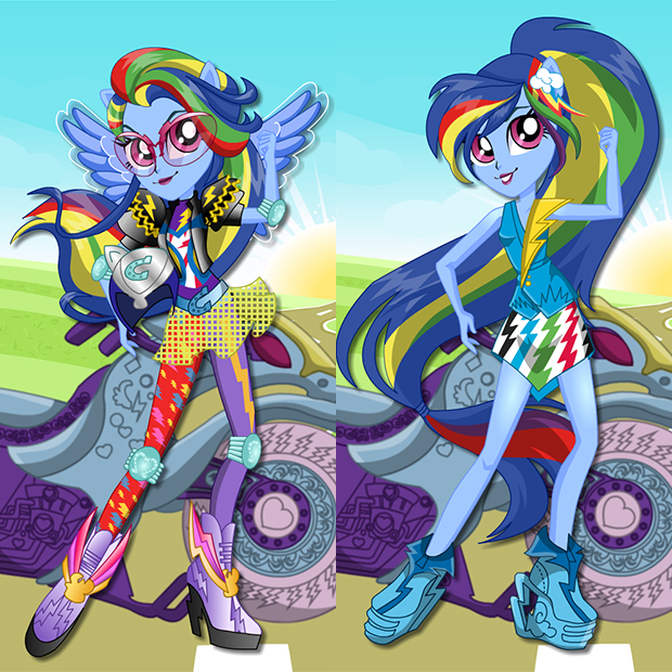 Rainbow Dash Dress Up Deviantart All About The Dress A Bridal