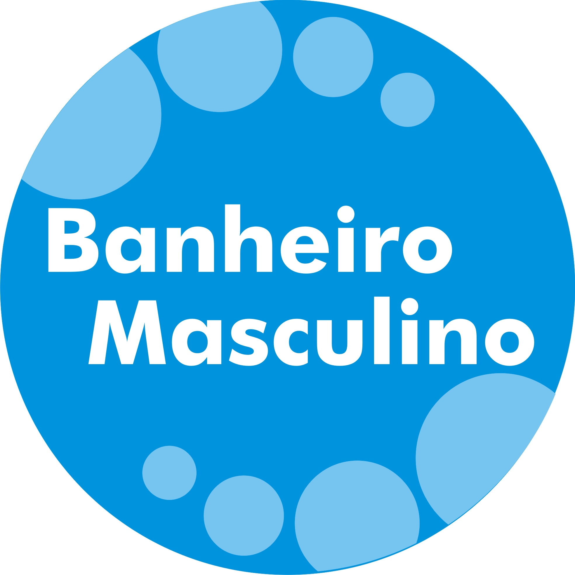 Placa Banheiro Masculino by heglys on DeviantArt #0087CC 1969 1969