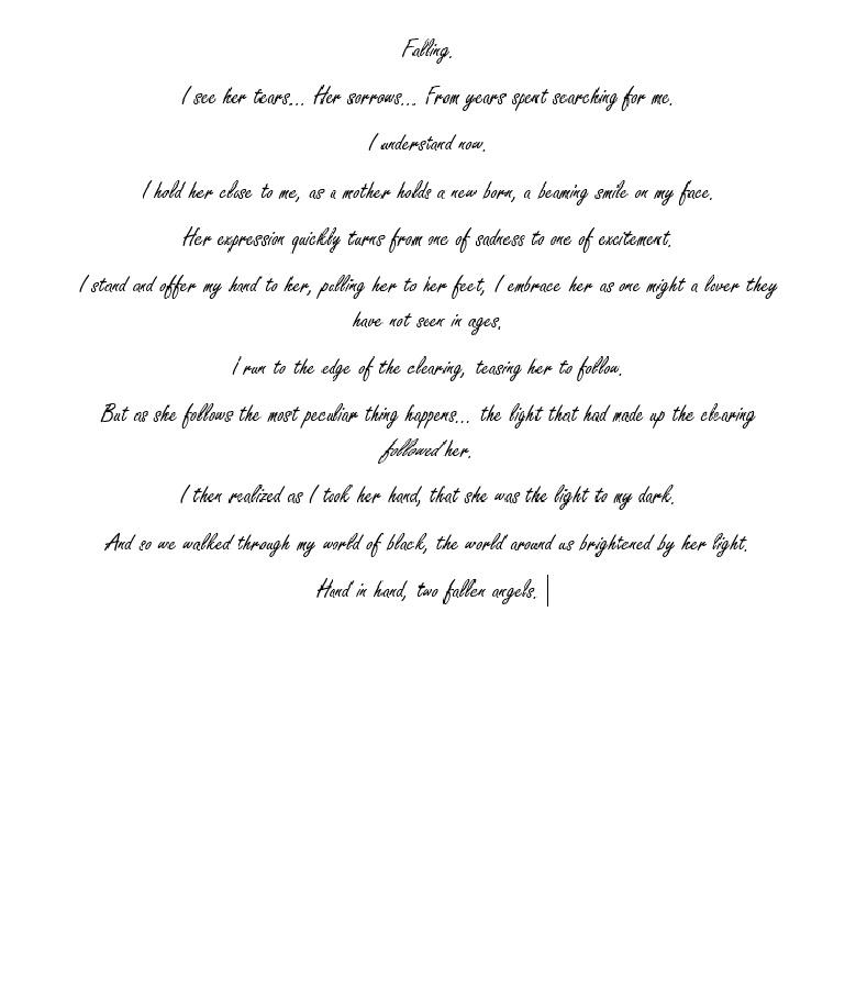 The Fallen Angel Part 4 by AcidDreams5964