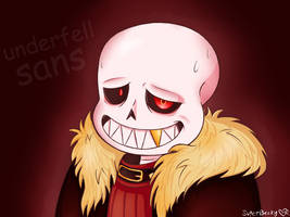 Fell Sans by SuperBecky