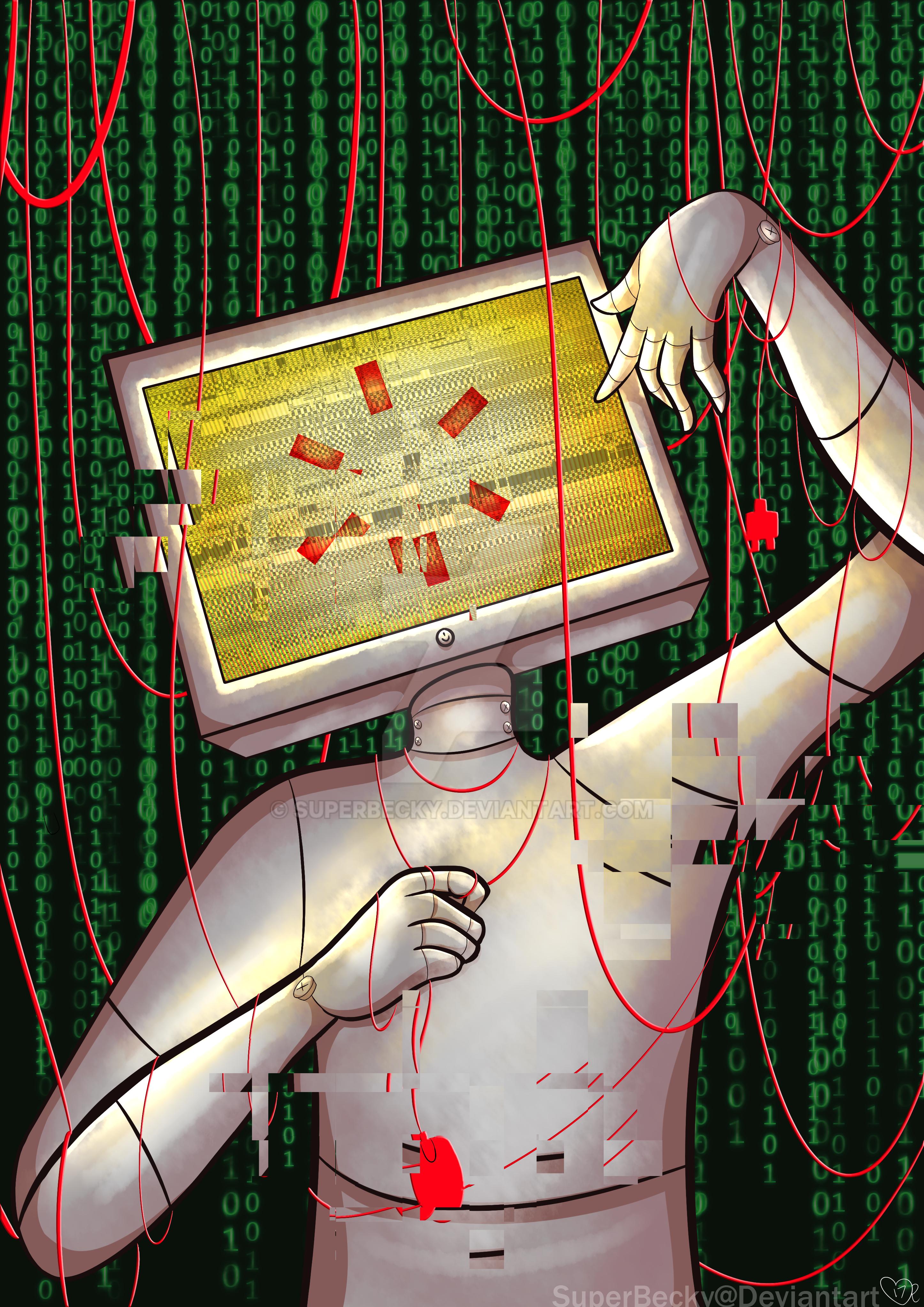 Save Net Neutrality by SuperBecky