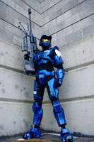 Spartan guard by paradoxdj