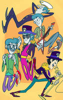 BJC by CrescentMarionette