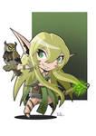 Pathfinder - Ainwen Elf Druid
