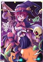 Happy Halloween!!!! by PaperMoon92