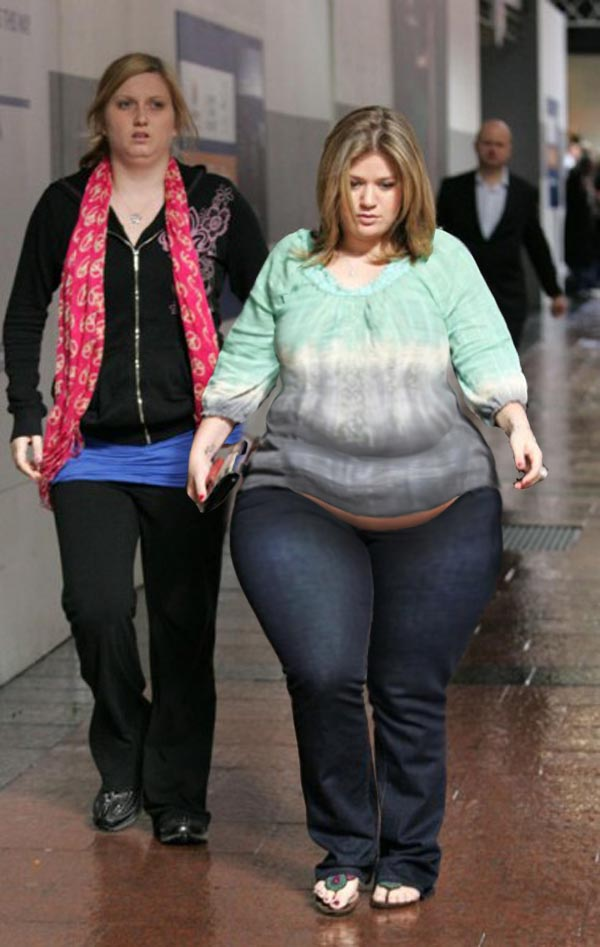 Fat kelly clarkson deviantart deviantart of your fave