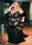 Cecilia Bolocco  Blows up request