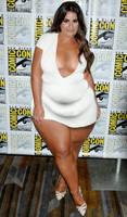 Lea Michele BBW