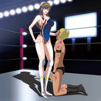 MIXED WRESTLING 02 by tokyomixed