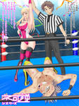 MIXED WRESTLING 15
