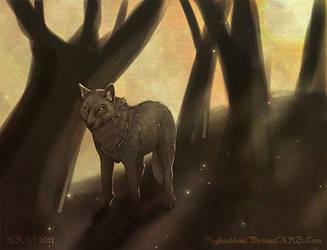 Grey Wind by Rigbarddan