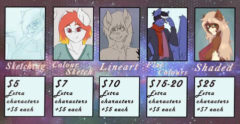 Commission prices by Blitzenoo