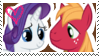 +Mac X Rarity Stamp+ by A-Ponies-Love