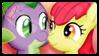 +SPIKEBLOOM Vr. 2+ by A-Ponies-Love