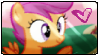Scootaloo - stamp by A-Ponies-Love