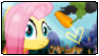 Fluttershy - Stamp by A-Ponies-Love