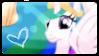 Celestia - Stamp by A-Ponies-Love