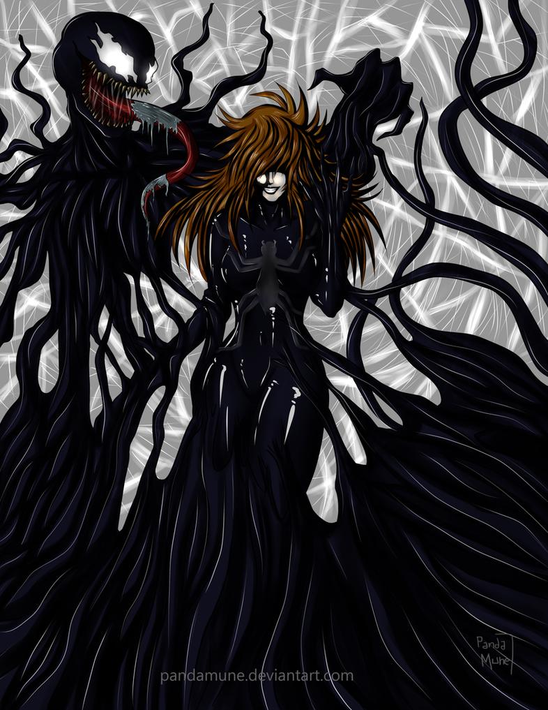 Lady venom by pandamune