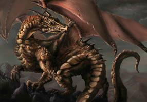 Draco by JL-Romero