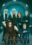 StarGate Atlantis poster by neron1987