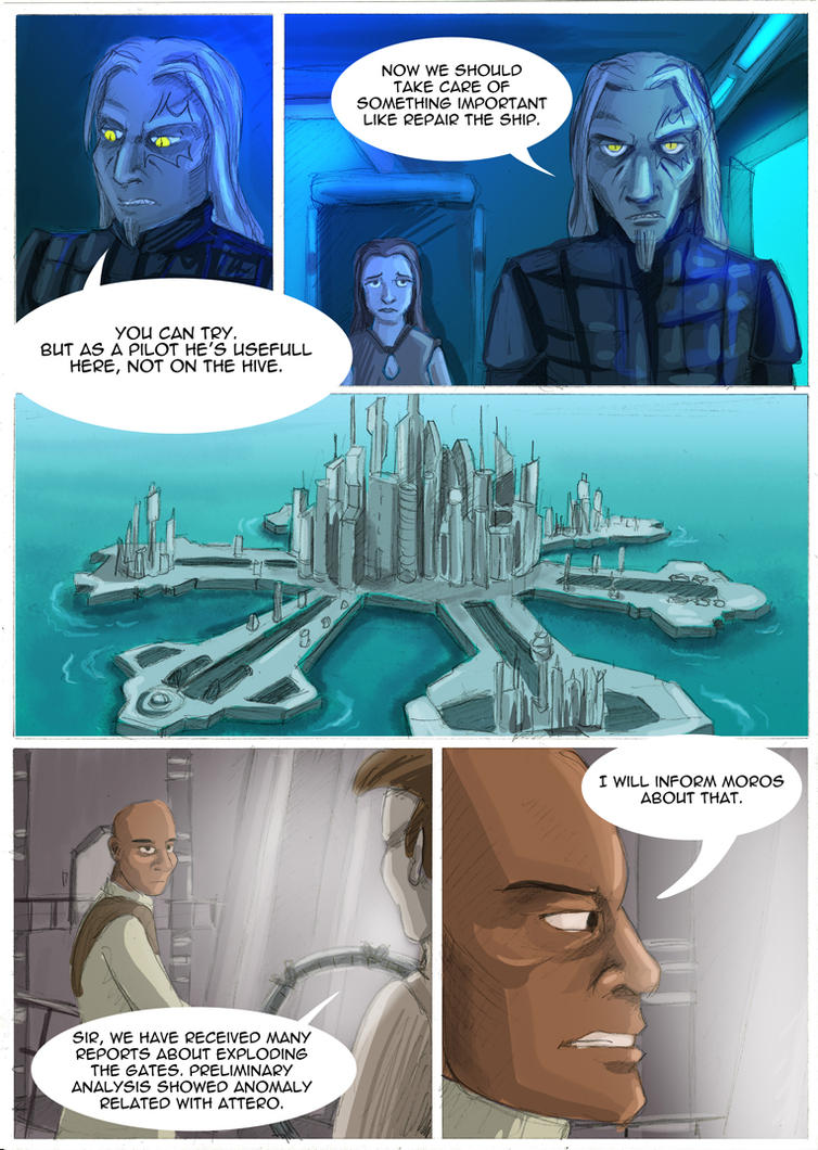 Crossing Paths p.84 by neron1987