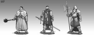 Medieval Warrior Thumbnail
